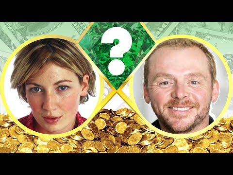 WHO'S RICHER?  Kate Ashfield or Simon Pegg?  Net Worth Revealed! 2017