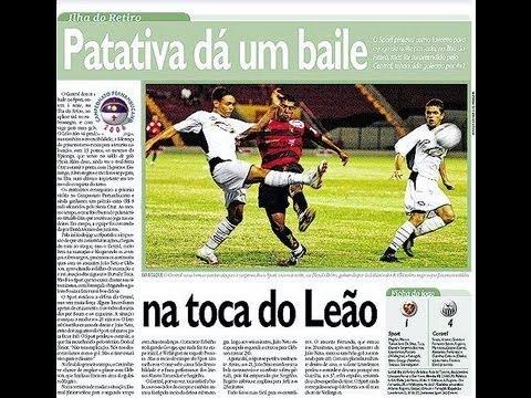 Sport Recife 1 X 4 Central de Caruaru. Campeonato Pernambuco de Futebol 2006 - Jogo Completo