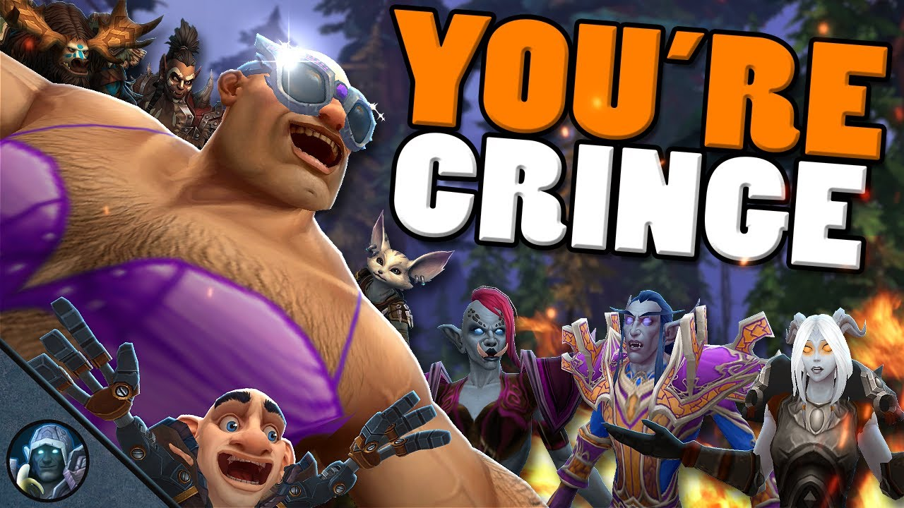 What Does Your Allied Race in World of Warcraft Say About You?