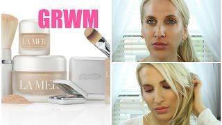 GRWM || LA MER & New Makeup!!