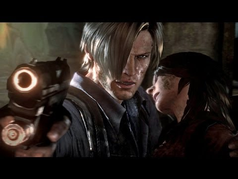 Resident Evil 6 Final Boss And Ending Leon And Helena Campaign