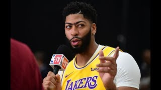 Anthony Davis Lakers Media Day | Full Press Conference