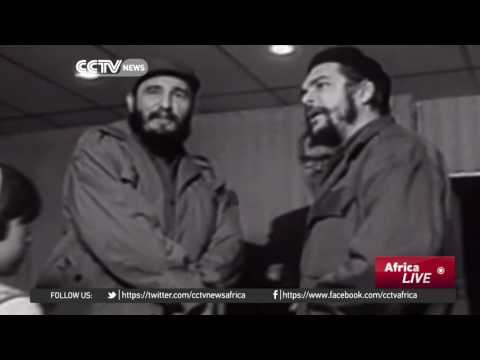 Cuban revolutionary Castro played key role in African liberation struggles