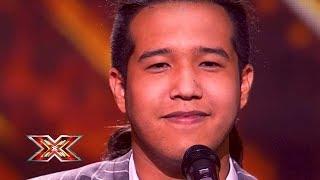 Байтерек Ерманов. X Factor Kazakhstan. Сезон 7. Эпизод 8.