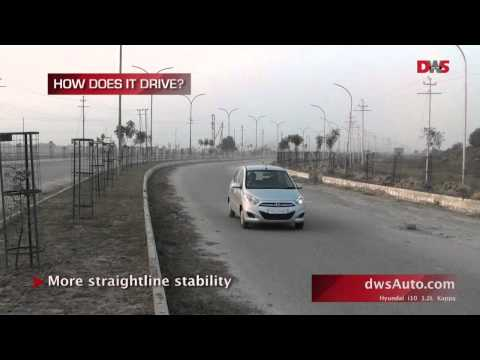 Hyundai i10 Kappa2 video review and road test