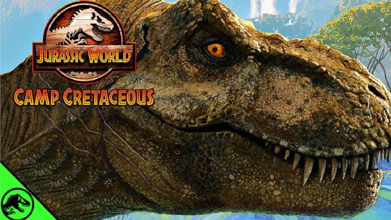 Download New Jurassic World: Camp Cretaceous Teaser Reveals New Island | Season 4