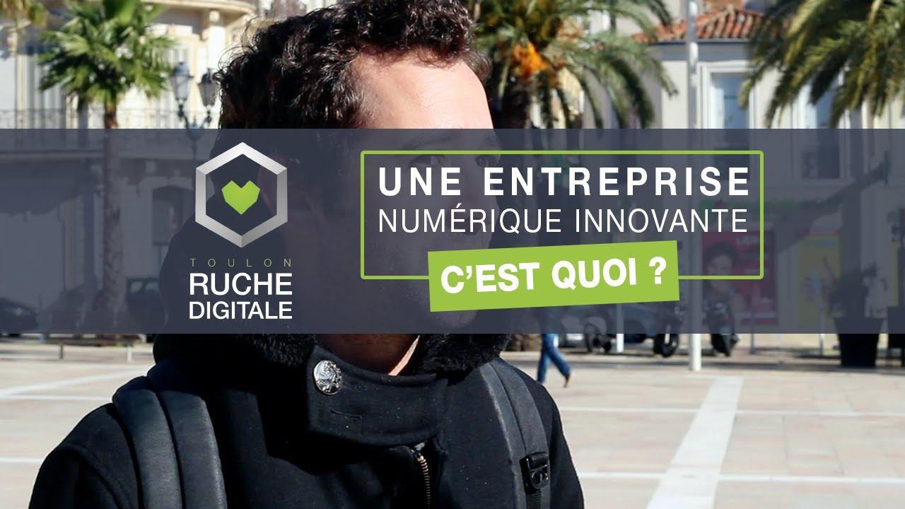 Download C'est quoi une entreprise numérique innovante ?