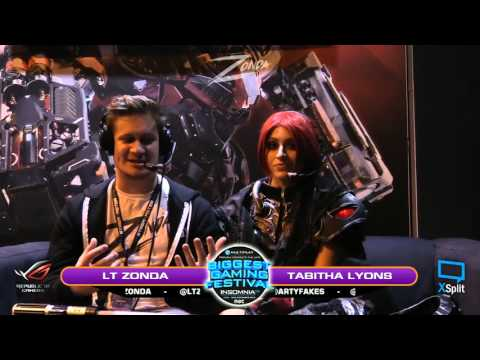 TALK SHOW With @Artyfakes In her Darth ROGitha Cosplay! |