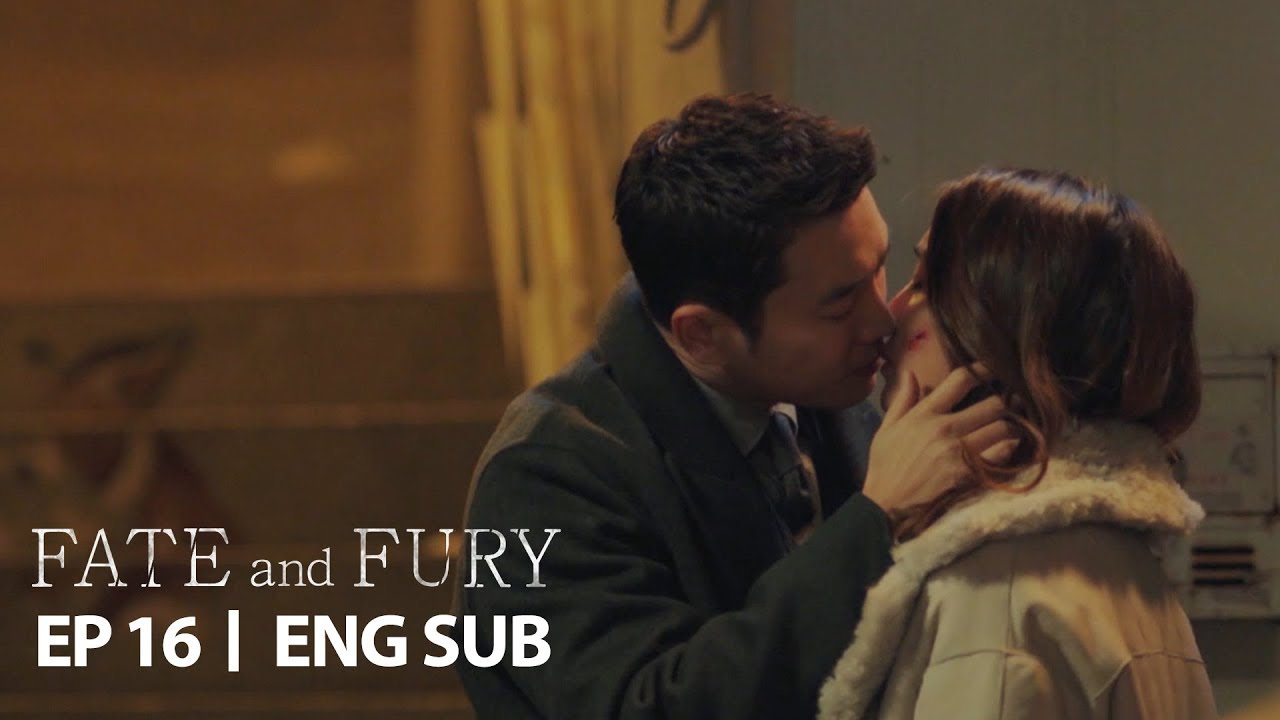 Lee Min Jung Today Will You Stay With Me Fate And Fury Ep 16