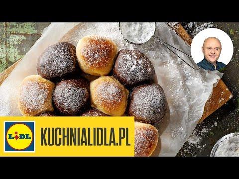 Najlepsze Drożdżowe Bułeczki Z Nadzieniem Mundialówki Paweł Małecki Przepisy Kuchni Lidla