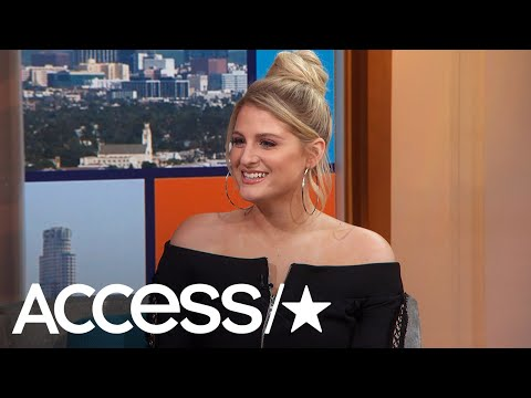 Meghan Trainor Reveals How She Met Fiancé Daryl Sabara Through Chloë Grace Moretz! Mp3