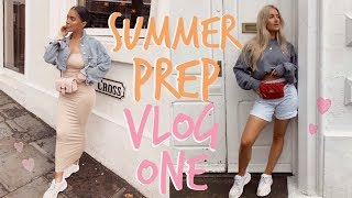 HOLIDAY PREPPING VLOG! | Sophia and Cinzia
