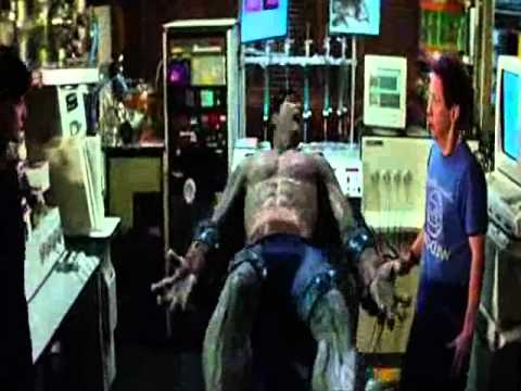 The Incredible Hulk Transformation Scene - YouTube