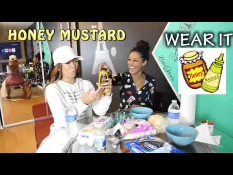Thumbnail: EAT IT OR WEAR IT CHALLENGE - OFFICIAL JANINA & LIANE V