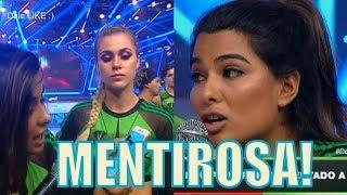 COMBATE 09/02/18 IVANA MENTIROSA!! SAID PALAO CUADRA A IVANA POR LO QUE DICE!!