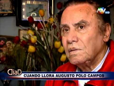 Augusto Polo Campos recuerda su propia vida