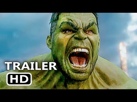 THOR RAGNAROK Official Trailer # 2  - Blockbuster Movie HD