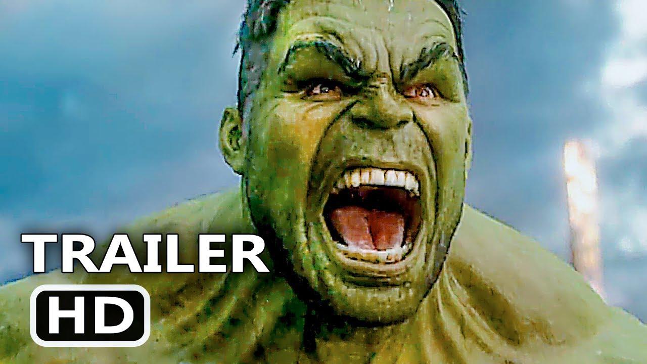thor ragnarok official trailer # 2 - blockbuster movie hd - youtube