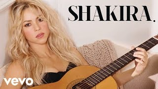 Shakira - Dare (La La La) (Audio)