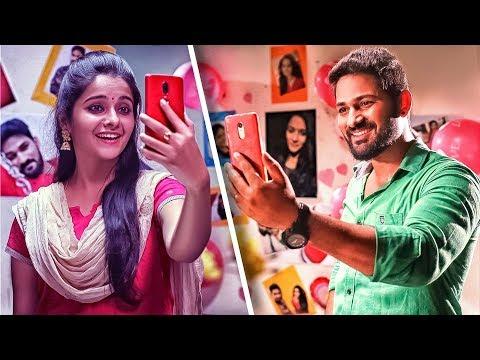 Valentine's Day Phone Kiss   Isai & Prabha   Best of