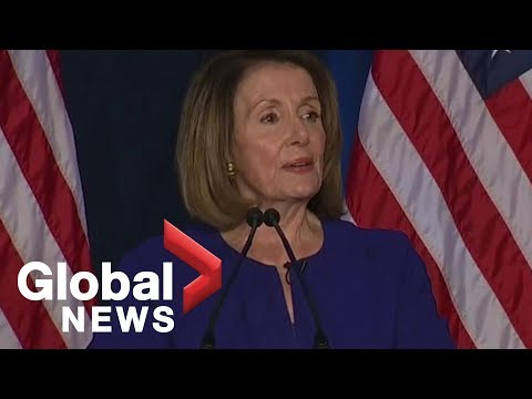 Midterm Elections: Pelosi says 'victory is within our grasp' as results come in