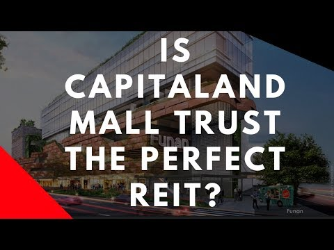 Is CapitaLand Mall Trust The Best REIT in Singapore?