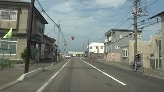 北海道道457号函館漁港線:寺町通交点~函館漁港[函館市]