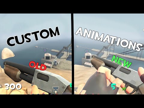 How To Install Custom Animations For TF2