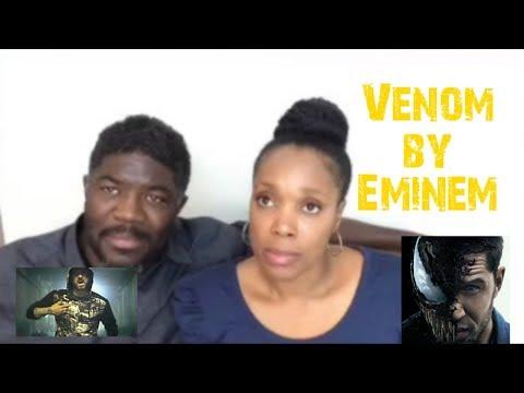 Eminem  Venom | REACTION