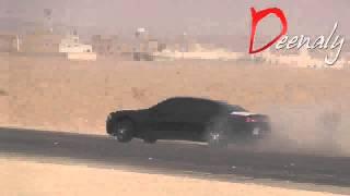 Арабский дрифт на Dodge Charger
