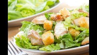 Легкий салат на новый год!