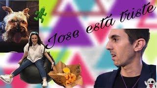19/05/2017: Jose esta triste/Cena en pareja