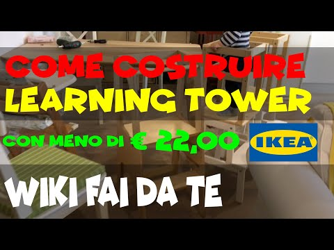 Learning Tower Ikea Hack Myhiton