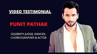 VIDEO TESTIMONIAL PUNIT PATHAK