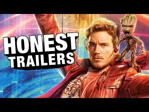 Thumbnail: Honest Trailers - Guardians of the Galaxy 2