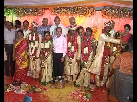 3 Orphan Women Marriages Celebrations | Conducted Yashoda Foundation In  Hyderabad
