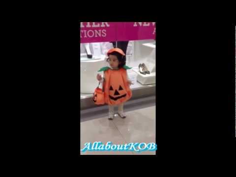 Nada - Little pumpkin on Halloween