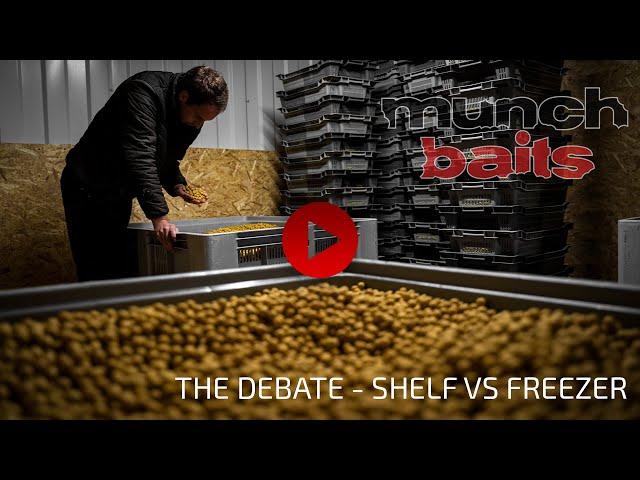The Debate Shelf life vs Freezer Bait