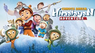 Chhota Bheem - Himalayan Adventure | Full Movie Now Available Online