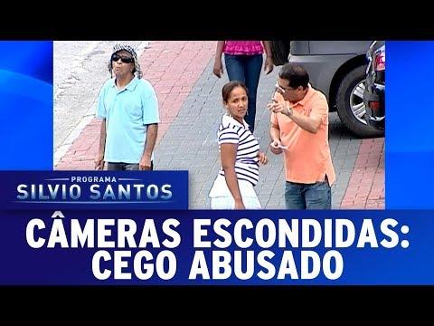Cego Abusado | C�meras Escondidas (12/11/17)