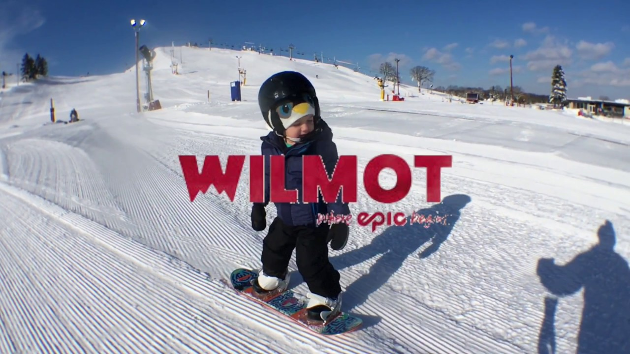 2016/2017 opening day wilmot mountain vail resort in wi - youtube