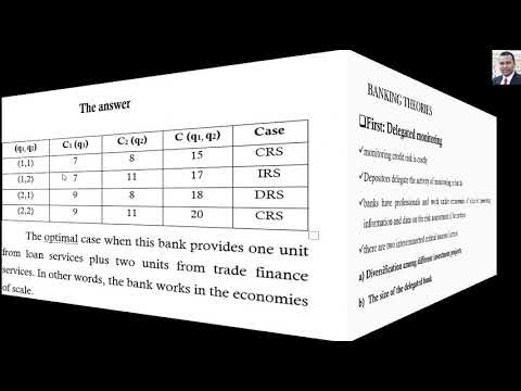 International banks: lecture one