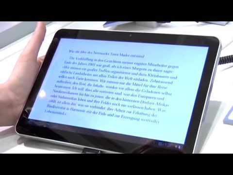 Samsung Galaxy Tab 10.1 Im EBook-Test Von Libri.de