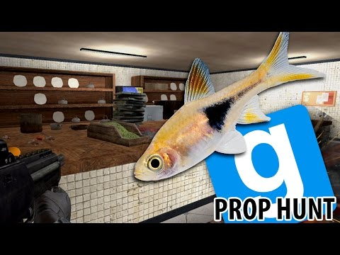 NO WAIT, COME BACK! | GMod Prop Hunt Funny Moments