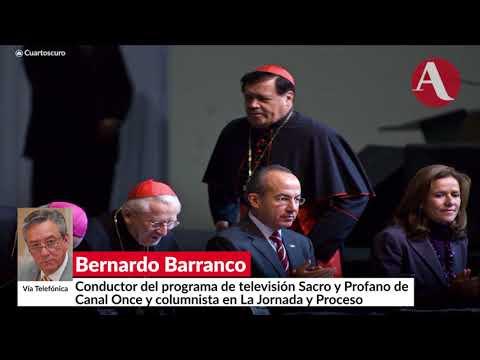 Las diferencias entre el Papa y Norberto Rivera