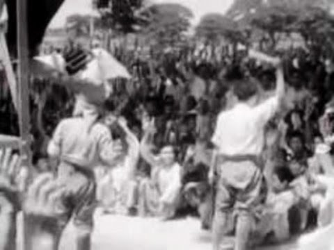 The Japanese Invasion of Indonesia, 1942- Tempo Doeloe