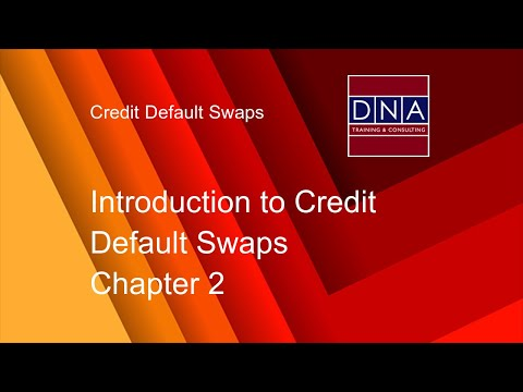 Introduction to Credit Default Swaps - Chapter 2