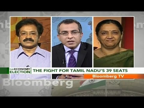 "Political Capital- ""AIADMK May Forge Alliance With TMC, BSP"""