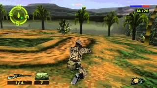 Spec Ops Stealth Patrol - Walkthrough - Mission 5 Vietnam - Phase 1
