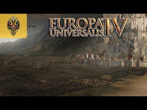 Europa Universalis IV - Rusia 31 Vladivostock